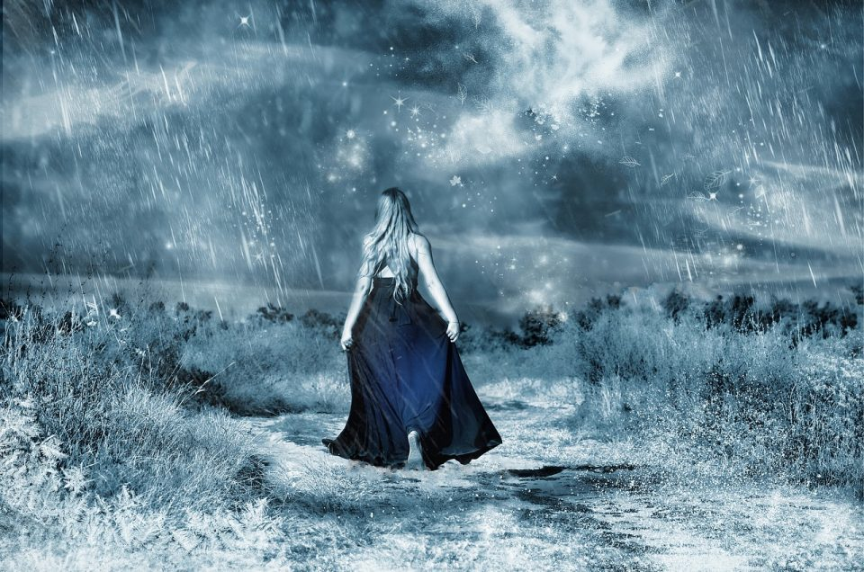 Featured folklore: winter witches
